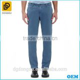 Colours skinny denim republic mens jeans trousers made in Dongguan