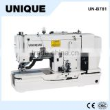 UN-B781 industrial buttonhole machine Juki 780 button hole sewing machine Kaj machine                                                                         Quality Choice