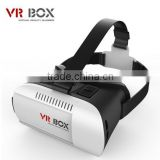 VR headset 3D glasses With Remote Bluetooth Control Google Cardboard Virtual Reality VR BOX 2.0 Version