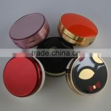 15g/ high prage electric plating for custom private label bb cushion powder container, make-up CC cream container