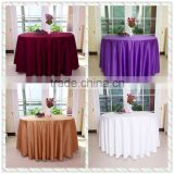 INQUIRY ABOUT Polyester table cloth for wedding