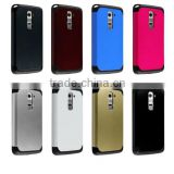 2015 Newest Colorful Tough Slim Armor combo Case Strong Shockproof for LG G2 Case Cover back case