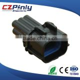 6 pin male sealed waterproof connectors electrical auto plug for wire harness with stock                                                                                                         Supplier's Choice