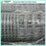 Hign tensile cattle field fence with low price