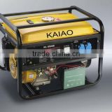 KGE6500 Compact Open Frame 6.5hp Gasoline Engine Generator                                                                         Quality Choice