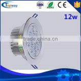 560lm rgb 1w 3w 5w 9w 12w 18w 7w led ceiling light, 7w led downlight, 7w led spotlight
