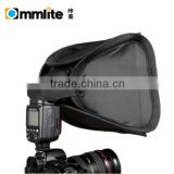 Commlite 40*40cm Photo Studio Strobe Flash Speedlite Softbox