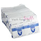 200bags nail gel polish remover wraps