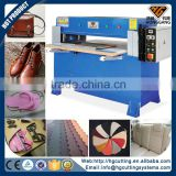 alibaba popular hydraulic heated leather sofa press cutting machine