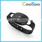 LED smart wristband heart rate monitor