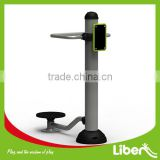 2014 Waist Twister Outdoor Fitness Equipment With GS Certificate For Park Use LE.SC.004