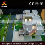Commercial buildings model with led light /Real estate for architectural scale model making