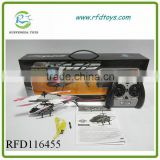 3 channel alloy series M13 rc helicopters for sale