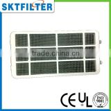Air filter material air purifier filter washable nylon mesh 20 micron industrial air filter