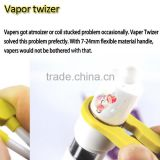 Vaper Twizer multi-functional ceramic Vaper Tweezer ceramic tweezer Selling Well In USA UK Electronic Ecigarettes Market !