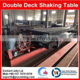 multideck concentrating table,copper separation shaking table for sale                                                                         Quality Choice