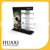 custom logo printed luxury acrylic desktop sunglasses display stand,display rack                                                                         Quality Choice