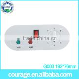 G003 fridge parts single/double Temperature single switch abs temperature controller thermostat