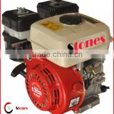 CE ISO approved 6.5HP boat motor 4 stroke OHV air cooling gasoline fuel
