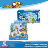 Newest and popular Sea world Intelligent Clay Mud Toy,color clay, educational Toys for kids