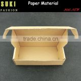 Kraft Paper Printing Cheap Sunglass Package Box                                                                         Quality Choice