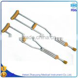 Fracture walker brace stainless steel underarm Crutches