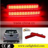 KEEN 12V 6W car bumper led lights for Toyota Prius rear tail lamp,led rear car bumper reflector light                                                                         Quality Choice