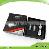 Popular E MOD Zipper Case variable voltage Wattage mod E Cig Sunfire vapor atomizer For the protank