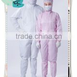 dacron material ESD function clean room clothes