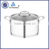 commercial cooking pots hion shape hot selling