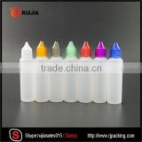 30ml 50ml wide mouth plastic unicorn dropper bottles with screw cap                                                                                                         Supplier's Choice