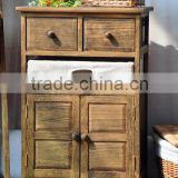 Made in China - the rural solid wood furniture - bedside table - receive ark - store content ark - sitting room ark-the cabinet