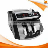 MG UV detector bill counter currency counterfeit fake banknote counting machine