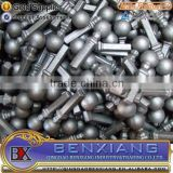 wrought ron decortation parts steel hole ball