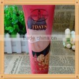 The 2015 Best effective ginger/hot chili/garlic/green tea Aichun Beauty 3 days Slimming Cream