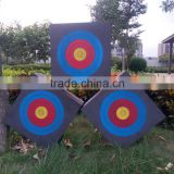 Outdoor 3D Archery Target Equipment Ranges Round Rock Game Use
