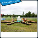 2016 inflatable mini golf game / funny inflatable golf course/ inflatable golf arena                                                                         Quality Choice