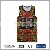 Custom OEM wholesale sublimation blank printing gym mens stringer gym tank top singlet vests                                                                         Quality Choice