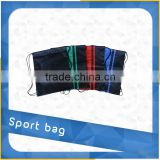 sack pack/Fashion custom sport bag/back pack with 430D/team bag