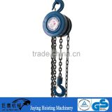 OEM heavy duty HSZ types of 1 ton manual hand winch