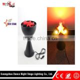 High Quality Jewels Flame LED Light LED The Lamp for Bar KTV Flame Lamp
