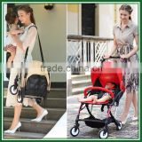 baby four wheels trolley Folding baby trolley china baby stroller manufacturer rock bottom price