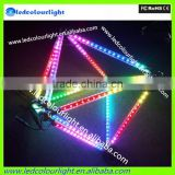 Christmas led hanging falling snow lights led meteor shower rain tube lights
