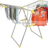 folding stainless CLOTHES DRYER RACK /clothes dryer stand / clothes airer / clothes drying rack / home hanger/ laundry