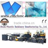 PE Three layers (160 cm width)Air bubble wrap film making machine