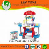 Hot Plastic kitchen cabinet toy