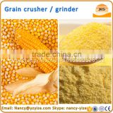 Easy to operate corn mill machine with prices / small type corn flour grain floor mill crusher