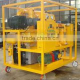Mobile Used Insulation Oil Filtering