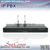 SC-5030V-3G2 Best Price Voip Phone System IP PBX with 3G 2SIM