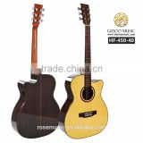 wholesale 40 inch acoustic electric guitar made in China Hawthorn Fruit(HF-450-40)